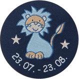 Sternzeichen Schnuffeltuch Löwe