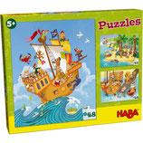 Puzzles Pirat & Co.