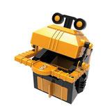 Roboter Spardose - KidzRobotix