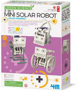 Green Science - 3in1 Mini Solarroboter