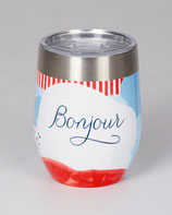 Isolierbecher (ca. 250 ml) Bonjour Paris