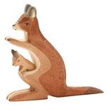 Ostheimer Känguru m. Kind 2-tlg.