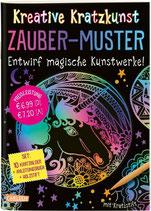 Kreative Kratzkunst: Zauber-Muster