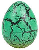Schlüpfender Drache im Ei