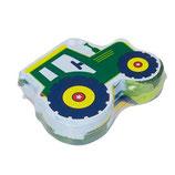 Zauberhandtuch Traktor