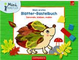 Mein erstes Blätter-Bastelbuch