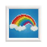 Ever Living Rainbow im Rahmen