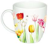 """Tasse """"Tulpen"""" GartenLiebe (M. Bastin)"""