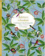 Geschenkpapier-Buch - Schöner schenken (B. Behr)