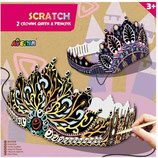 Scratch - Crowns & Princess