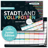 STADT LAND VOLLPFOSTEN® - JUNIOR EDITION
