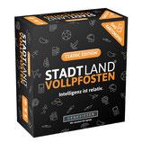STADT LAND VOLLPFOSTEN – Das Kartenspiel – Classic Edition