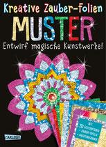 Kreative Zauber-Folien: Muster: Set mit 10 Zaubertafeln