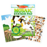 Melissa & Doug Mosaik Sticker Pad Nature