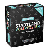 STADT LAND VOLLPFOSTEN – Das Kartenspiel – Junior Edition