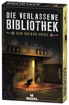 Die verlassene Bibliothek - Escape-Spiel