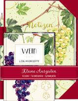 Kleine Auszeiten: Wein (Geschenkset)