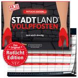 STADT LAND VOLLPFOSTEN® - ROTLICHT EDITION