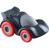 Kullerbü – Anthrazitfarbener Sportwagen