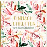 Etikettenbüchlein: Einmach-Etiketten (All about rosé)