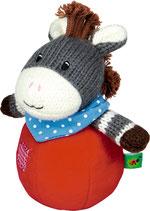 Steh-auf-Esel mit Glockenspiel BabyGlück