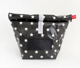 ★ Lunchbag ★ Stars ★ Anthrazit