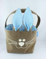 Funny Bunny Bag ★ hellblau