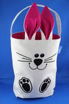 Funny Bunny Bag XL ★ pink