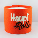 Klopapier-Manchette ★ Haupt Rolle ★ orange