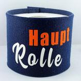 Klopapier-Manchette ★ Haupt Rolle ★ navy