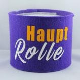 Klopapier-Manchette ★ Haupt Rolle ★ violett