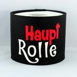 Klopapier-Manchette ★ Haupt Rolle ★ black