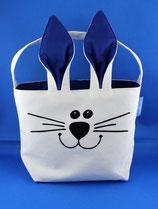 Funny Bunny Bag ★ dunkelblau