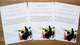 45 Minuten Einzelunterricht / Gutschein per Post