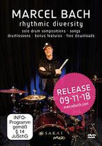 Marcel Bach - Rhythmic Diversity (2018)