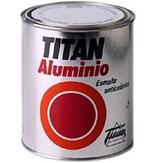 ANTICALORICA ALUMINIO TITAN