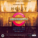 Dallas Wind Symphony Howard Dunn Holst- Hammersmith, Reference Recordings RR-39, neu