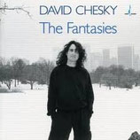 David Chesky The Fantasies for Solo Piano Chesky JD139
