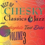 Best of Chesky Classics & Jazz and Audiophile Test Disk Vol.3 JD111