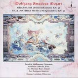 W.A. Mozart Chesky CD172