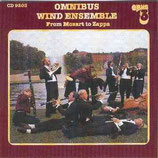 Omnibus Wind Ensemble From Mozart to Zappa Opus 3 CD 9203