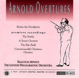 Arnold Overtures RR48CD neu sealed CD