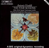 Antonio Vivaldi The Four Seasons Op. 8 BIS-CD-275