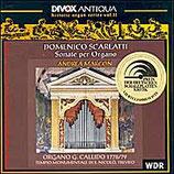 D. Scarlatti: Sonate / A. Marcon, Organo Callido Divox CDX 79607