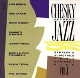 Chesky Records/ Jazz Sampler Vol. 1 JD37