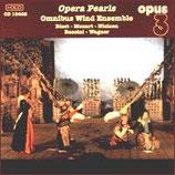 Omnibus Wind Ensemble Opera Pearls Opus 3 CD 19602