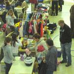 Flohmarkttisch (leer) zur Miete für den 27.10.19