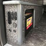 100Vコンセント・キット サイドボックス組み込み(500W / 1000W)
