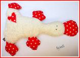 Kuscheltier Schnabbly Bio Teddyplüsch