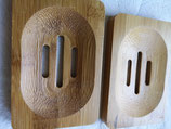 Bambusschale innen oval